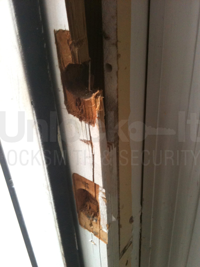 Door Security: Door Security Frame Reinforcement
